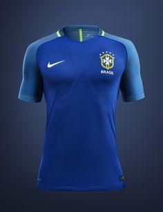 BRAZIL 2016 NIKE AWAY SHIRT - FOOTBALL SHIRTS NEWS Football Kits 87e3ed6ba3c41