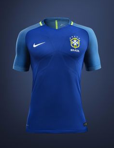 Brazil 2016 Nike Away Shirt - Football Shirts News