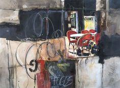 """Change""  from Artist Maureen Brouillette"