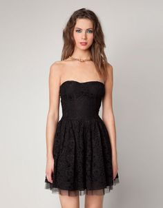 Bershka Romania - Bershka lace dress