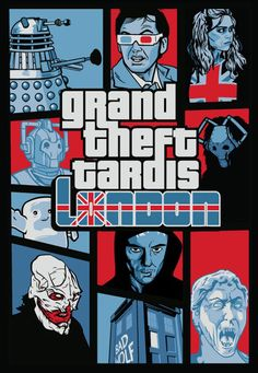 Grand Theft Auto: Doctor Who