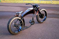 E-Bike Sonderanfertigung Custom E-Bike Custom E-Bikes Elektrofahrräder Style