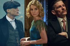 Peaky Blinders fashion: How to dress like Thomas Shelby's gang and the glamorous women of the 1920s