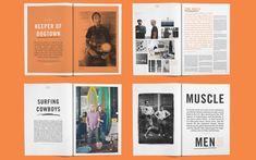 Editorial Content | Indoek Venice Issue | Italic Studio | LA Design Studio