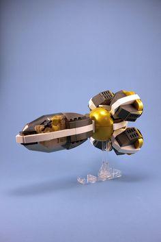 /by tony.knaak #flickr #LEGO #space