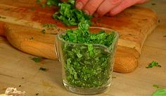 Basil Pesto from P. Allen Smith
