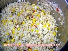 Ριζότο με μανιτάρια Snack Recipes, Snacks, Greek Recipes, Side Dishes, Recipies, Food And Drink, Rice, Vegetarian, Snack Mix Recipes