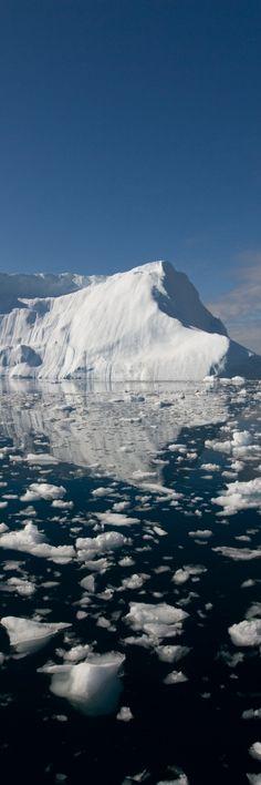 iceberg ilulissat greenland landscape