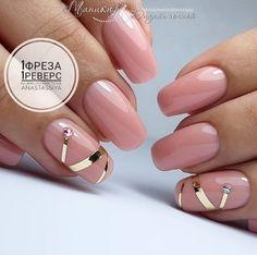 and Beautiful Nail Art Designs Pink Nail Art, Cool Nail Art, Pink Gold Nails, Pink Glitter, Spring Nails, Summer Nails, Cute Nails, Pretty Nails, Uñas Fashion