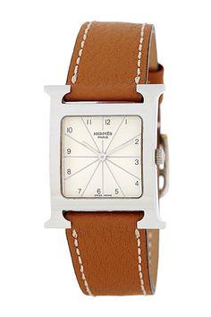 Vintage Hermes Watch Just love this watch.