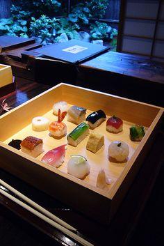 Mame Sushi (via yugoQ)
