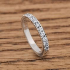 awesome vancouver wedding A simple pave band- or is it? Each diamond was matched for colour and clarity then pave set by hand into this ring we made in our east Van studio. Few things sparkle like high quality pave! #eradesignjewellery #customdesign #customring #commercialdrive #eastvan #handcrafted #handmade #madeinvancouver #vancity #jewelry #ring #ringsofinstagram by @eradesignjewellery  #vancouverwedding #vancouverweddingjewellery #vancouverwedding
