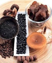 5 alimentos negros para adelgazar