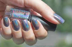 Colors by Llarowe Final Fantasy swatches and review