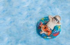 Swimming Pool Photography Backdrop/tons of backdrops Toddler Photography, Photography Props, Newborn Photography, Sweets Photography, Newborn Fotografia, Foto Newborn, Cute Photos, Cute Pictures, Funny Photos