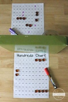 Kids will have fun practicing counting to 100 with this fun, FREE printable Hundreds Chart Battleship Math Games (homeschool, math activity, kindergarten, 1st grade, 2nd grade, and 3rd grade)