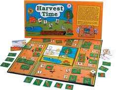 Harvest Time Game for either boy