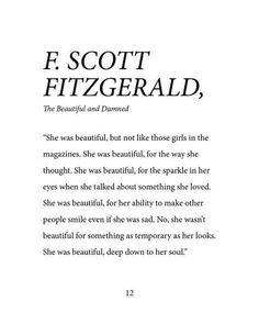 Scott Fitzgerald She was beautiful up to her Etsy dormitory- F. Scott Fitzgerald Sie war schön bis zu ihrem Seelenwohnheim Etsy F. Scott Fitzgerald She was beautiful until her … - The Words, Cool Words, Poem Quotes, Words Quotes, Sayings, Motivation Positive, Positive Quotes, Positive Self Talk, Pretty Words