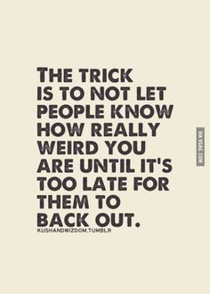 The best trick!