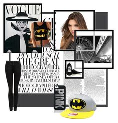 """""""batman"""" by araceli-directioner ❤ liked on Polyvore featuring Bebe, Vegetarian Shoes, Forever New, Victoria's Secret, ASOS, women's clothing, women, female, woman and misses"""