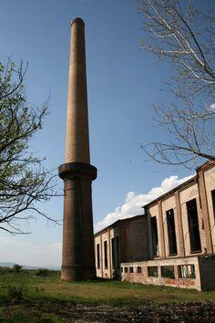 Fotografije napuštene fabrike u Srbiji #srbija