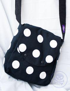 mirella.design: Punkte Tasche