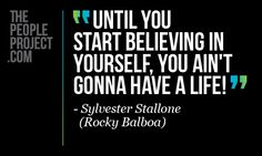 Rocky Inspirational quotes... ;)