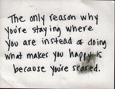 the only reason. // www.postsecret.com, week of 3.30.2014
