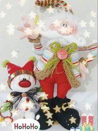 Noel country saludando con su mascota de nieve