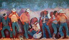 Shonto Begay - Blue Rain Gallery / Santa Fe New Mexico