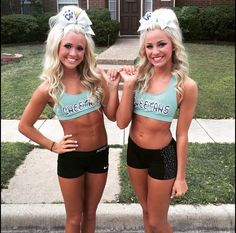 Peyton Mabry and Jamie Andries | best friend goals