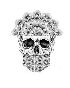 None of these images are mine =) Mandala Chest Tattoo, Dotwork Tattoo Mandala, Geometric Mandala Tattoo, Sacred Geometry Tattoo, Mandala Tattoo Design, Skull Tattoo Design, Cool Chest Tattoos, Chest Piece Tattoos, Chest Tattoos For Women