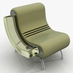 Modern and Stylish Chair with Fully Functional Core