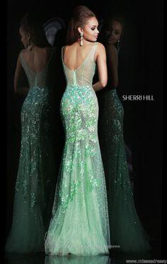 Sherri Hill 9708 Dress - MissesDressy.com