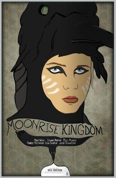 Moonrise Kingdom by Nathan Dallesasse