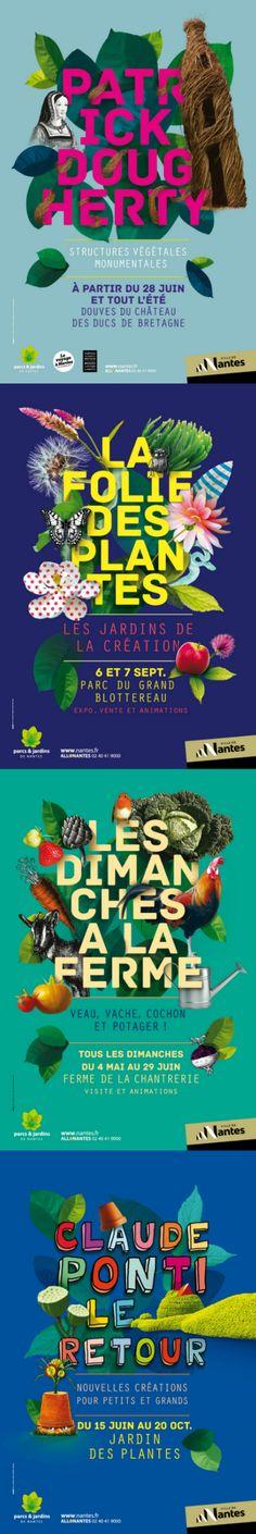 MOSWO | le public | Ville de Nantes | SEVE | com publique | campagne | 2014 | tourisme | nature | jardin des plantes | parc