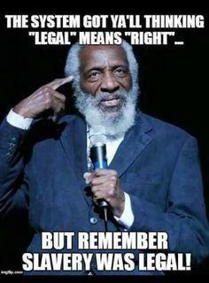 Slavery was legal. Think about it. Great Quotes, Quotes To Live By, Me Quotes, Motivational Quotes, Inspirational Quotes, Black Power, Black History Facts, Thought Provoking, Decir No