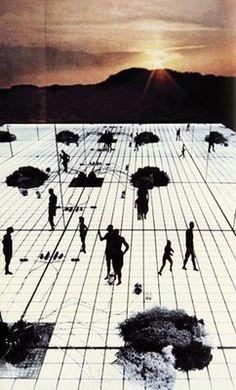 Mazamet Project: Références Iconographiques: Superstudio