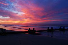 13. A Stone Harbor sunrise.