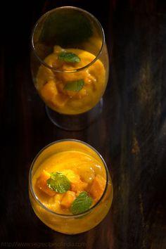 Vegan Pumpkin Banana Orange Smoothie | Ooh, what food! | Pinterest ...