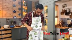 Youtube Live, Party Dishes, Korma, Sunday, Cooking, Kitchen, Domingo, Brewing, Cuisine