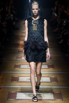 Lanvin | Fall 2014 Ready-to-Wear Collection | Style.com [Photo: Yannis Vlamos / Indigitalimages.com]