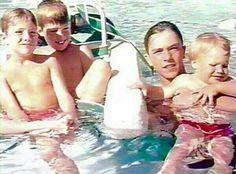 Patrick, Shaun, David & Ryan Cassidy