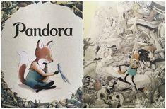 Pandora, Cover, Books, Art, Art Background, Libros, Book, Kunst, Performing Arts