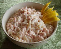 Blød og lækker rejesalat