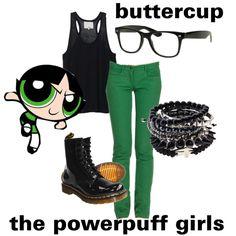 Buttercup - The Powerpuff Girls