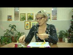 Братчанка создаёт цветочные композиции из цветных лент