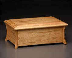 Free Wood Cremation Urn Box Plans | Build It | Pinterest | Cremation urns and Urn