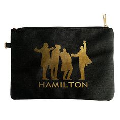 Hamilton Music Drawstring Canvas Pouch Bag *** You can find more details by visiting the image link.