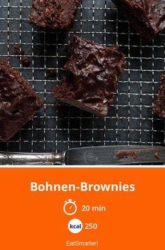 Bohnen-Brownies